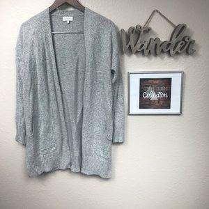 Lucky Brand Cardigan with Pockets